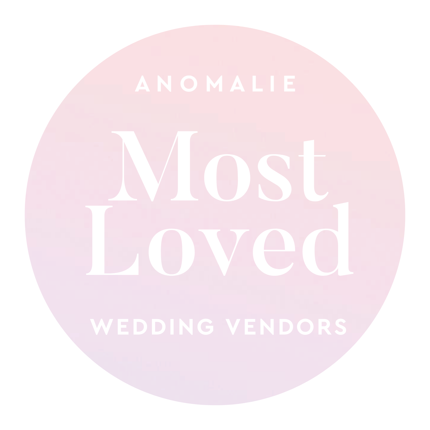 Anomalie Most Loved Wedding Vendors